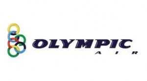 olympic air logo
