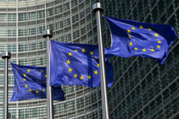 Eurozone-flags