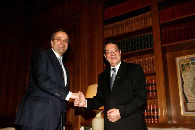 Στις 7 Νοεμβρίου ο Αντώνης Σαμαράς στην Κύπρο
