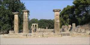 ancientOlympia