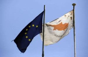 cyprus-europe flags
