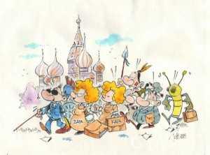 Η ευρωπαϊκή «εισβολή» στη Μόσχα. Σχολιάζει ο Tolis...