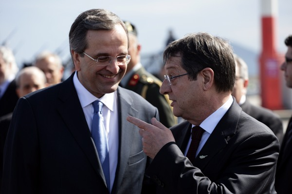 Welcoming Ceremony of Cypriot President / ?????? ???????? ??????? ????????