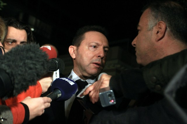 Troika at meeting with Greek Prime Minister  /  ????????? ???????????? ?? ??? ??????