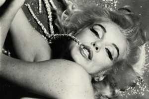 Merilyn Monroe, Sparkles by Bert Stern
