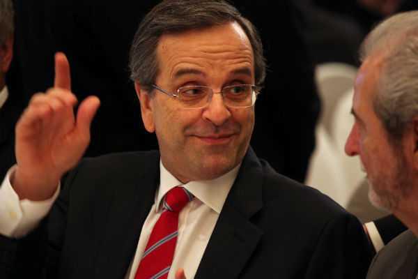 Αντώνης Σαμαράς: «Δεν κάνουμε εκπτώσεις στις διαρθρωτικές αλλαγές», από το βήμα του Economist / Αθήνα, Τρίτη 16 Απριλίου / fosphotos.com | Menelaos Myrillas
