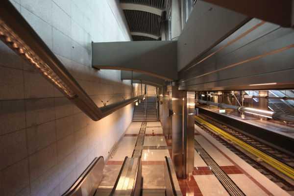 new metro stations