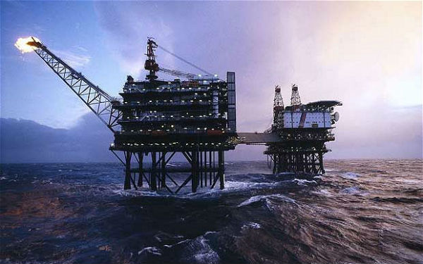 oil production in