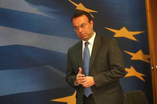 Statement of Christos Staikouras / Δηλώσεις Χρήστος Σταικούρας
