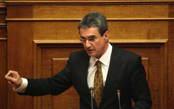 Τοποθέτηση Υπουργού Παιδείας Ανδρέα Λοβέρδου κατά τη συζήτηση στη Βουλή της ρύθμισης για το δικαίωμα μεταφοράς θέσης επιτυχόντων των Πανελλαδικών Εξετάσεων (Μετεγγραφές)