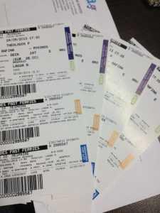 nikitria tagoo tickets