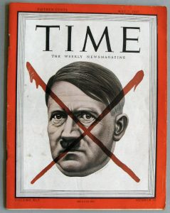 time cover hitler