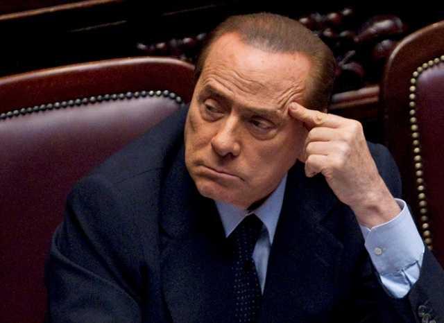 Vier Jahre Haft fuer Berlusconi wegen Steuerhinterziehung