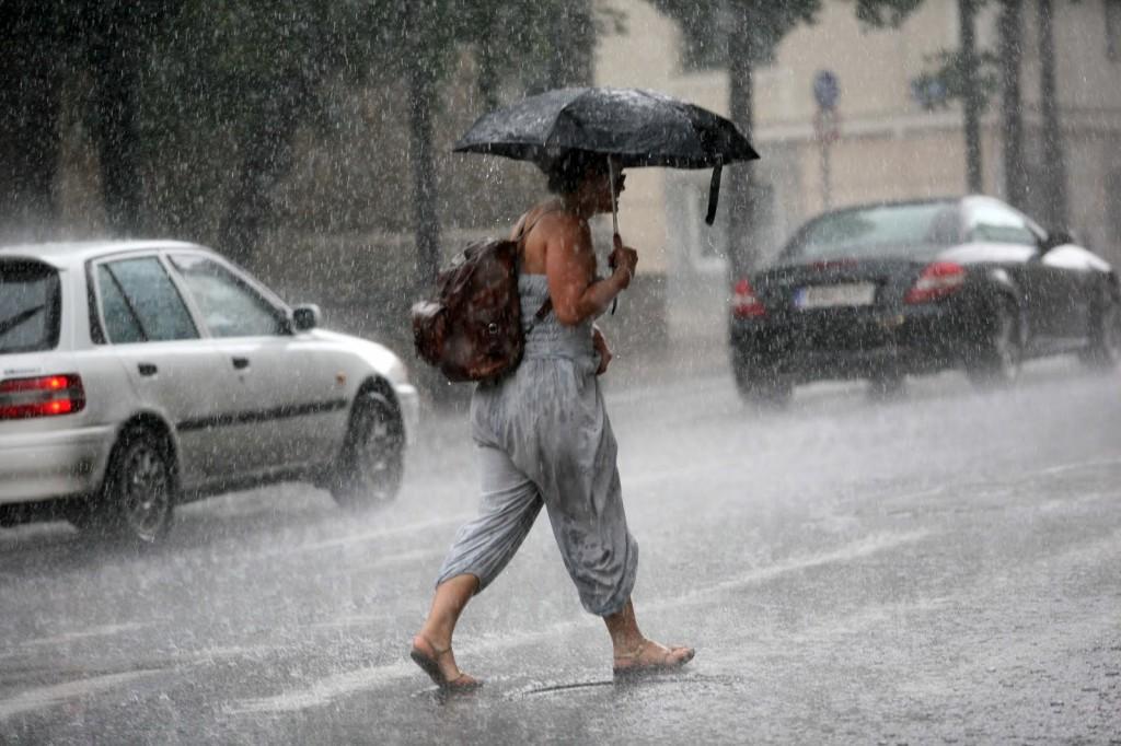 Αποτέλεσμα εικόνας για βροχές θεσσαλονίκη