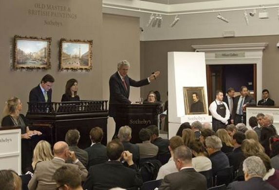 sotheby's auction old master 2013
