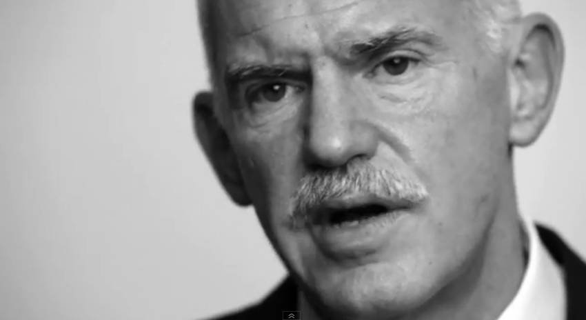 George Papandreou On A United Europe - YouTube (1)