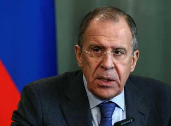 Λαβρόφ: Η Δύση επιδιώκει «μια αλλαγή καθεστώτος» στη Ρωσία