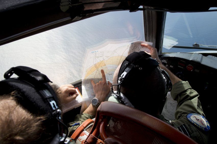 Search Resumes For Missing Flight MH370