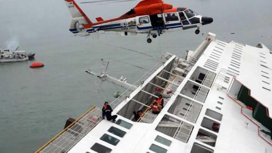 South Korea Ship Sinking Embattled Crew-3
