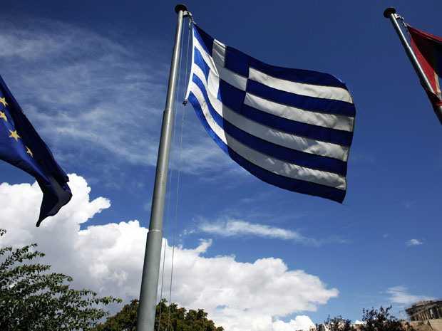 Greek Debt Crisis As Rescue Talks Continue