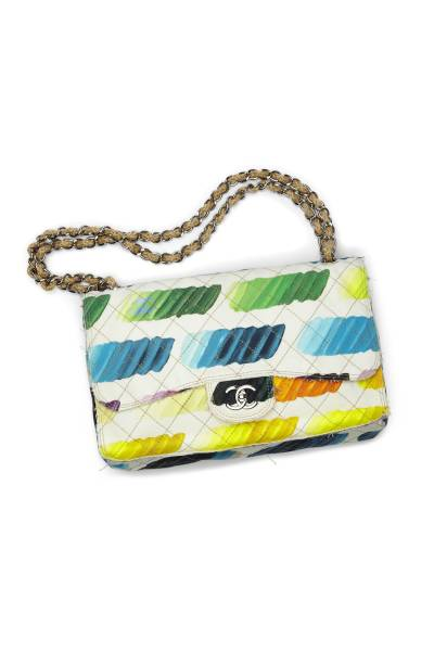 -FLAP BAG by Chanel;chanel.com