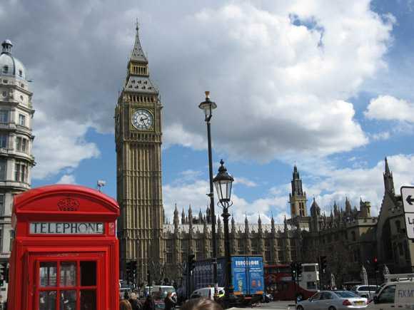 London- Big-Ben