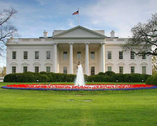 leukos oikos_white house