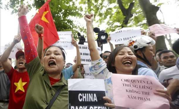 vietnam against china