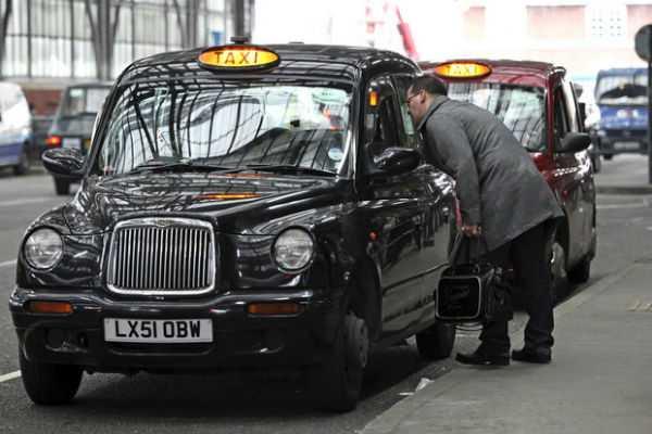 taxi londino