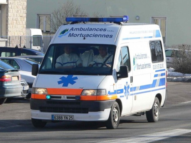 gallia asthenoforo- ambulance