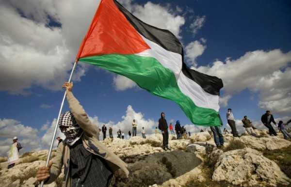 Palestinian flag 1
