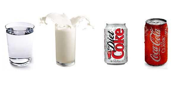 coca milk