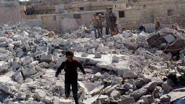 airstrike-syria