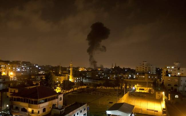 gaza-air-strike