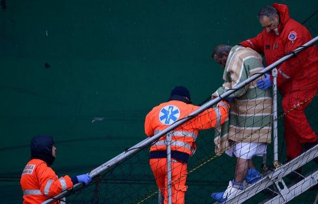 normanatlantic-rescuers