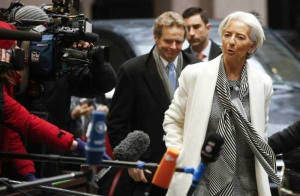 Λαγκάρντ: Το Grexit είναι μία πιθανότητα