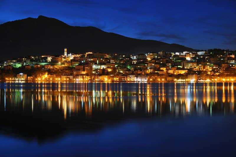 kastoria-night