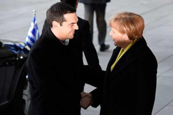 merkel - tsipras