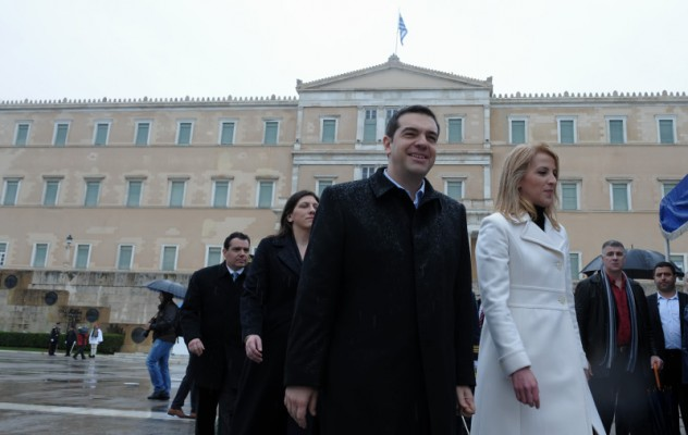 tsipras - dourou