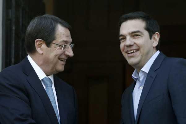tsipras - anastasiadis