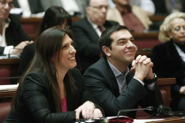 tsipras - konstantopoulou