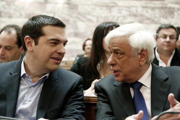pavlopoulos - tsipras