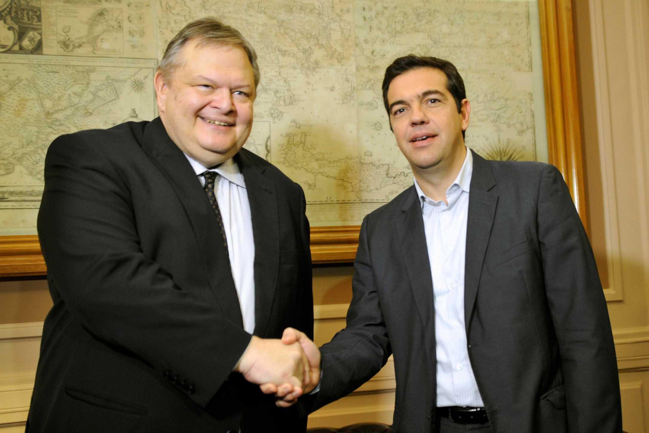 Venizelos-Tsipras