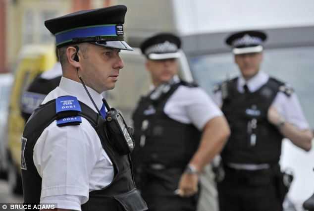 europe policemen
