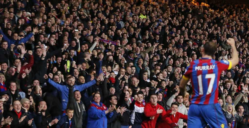 Crystal Palace v Manchester City - Barclays Premier League