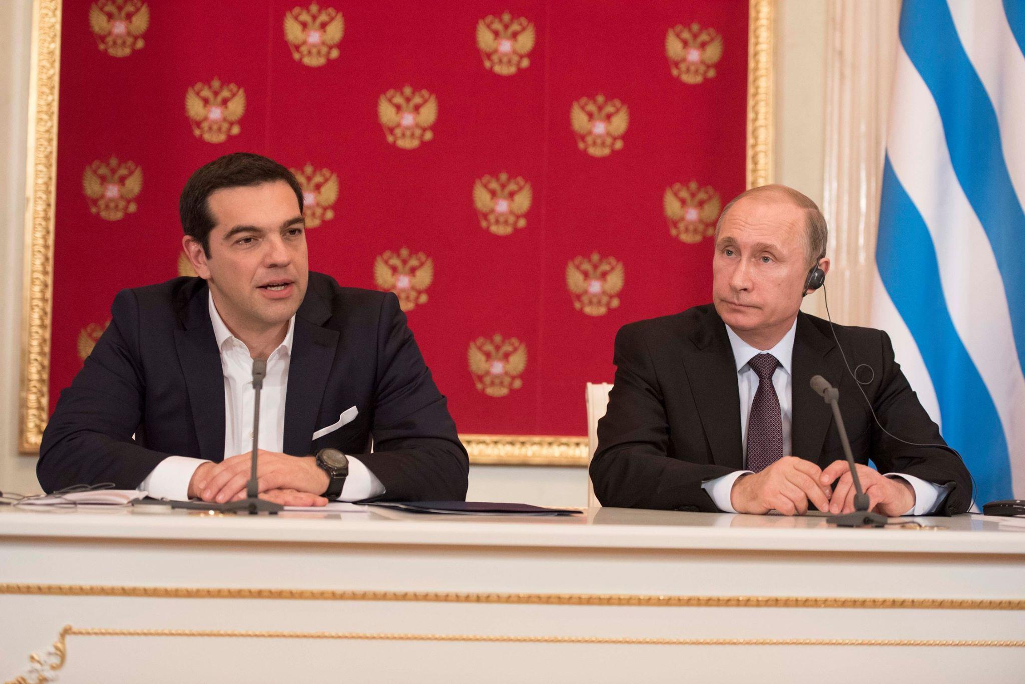 Το ταξίδι του πρωθυπουργού στη ρωσία