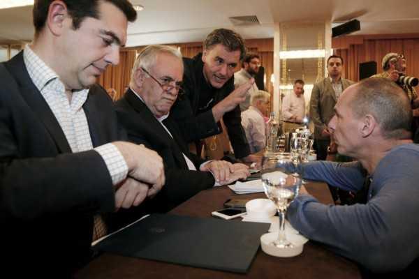 tsipras-varoufakis-tsakalotos-dragasakis