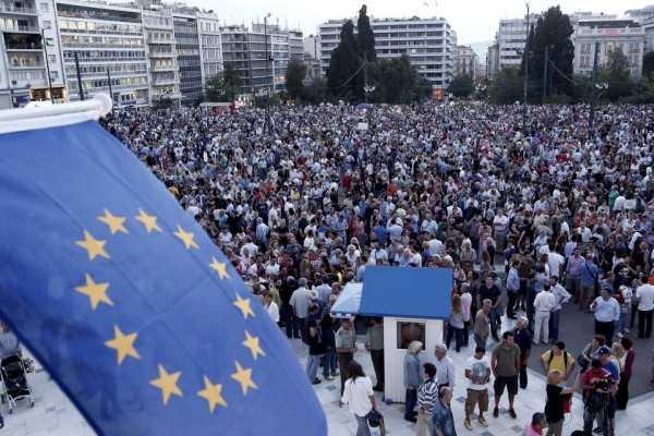 menoume eurwph- syntagma
