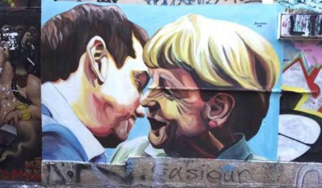 merkel-tsipras-grafiti