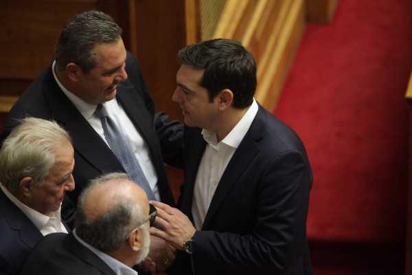orkwmosia - vouli - tsipras - kammenos